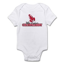 Who's ur Crawdaddy Infant Bodysuit