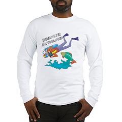 Underwater Photographer Long Sleeve T-Shirt