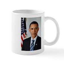 Cute Barack obama official website Mug