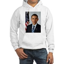 Cute Obama for president Hoodie