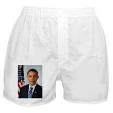 Cute Obama inauguration Boxer Shorts