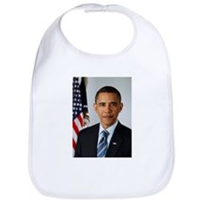 Cute 44th president barack obama Bib
