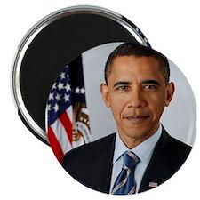 "Cute 44th president barack obama 2.25"" Magnet (10 pack)"