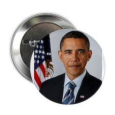 """Cute 44th president 2.25"""" Button"""