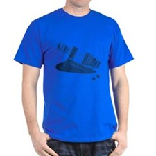 Air Guitar Color Variations (LEFTY) T-Shirt