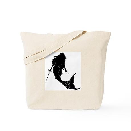 Rogue Mermaid Tote Bag