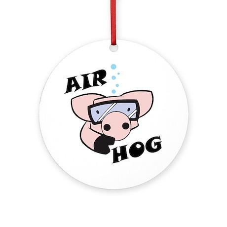 Air Hogs Ornament (Round)