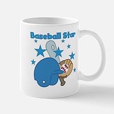 Baseball Star Mug