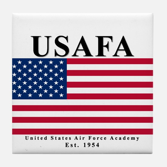 USAFA Ensign Tile Coaster
