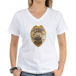 Master At Arms Women's V-Neck T-Shirt