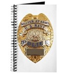 Master At Arms Journal