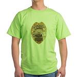 Master At Arms Green T-Shirt