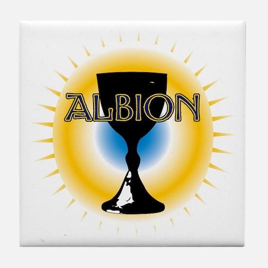 Albion: Tile Coaster