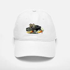Dodge Charger Black Car Baseball Baseball Cap