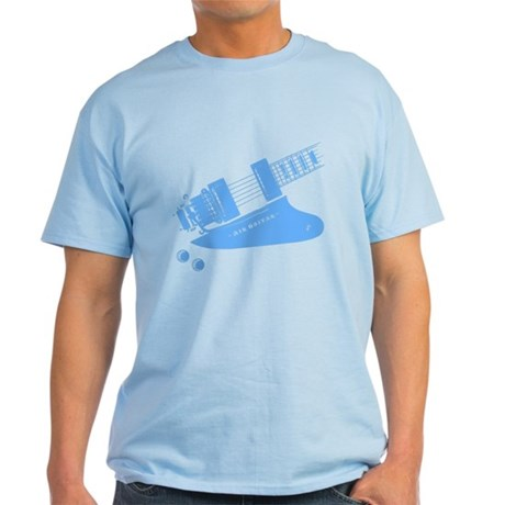 Air Guitar Color Variations (RIGHTY) Light T-Shirt