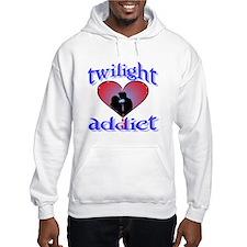 twilight addict /blues Jumper Hoody