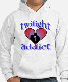 twilight addict /blues Jumper Hoody