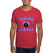 twilight addict /blues T-Shirt