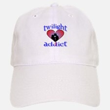 twilight addict /blues Baseball Baseball Cap