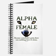 Alpha Female Journal