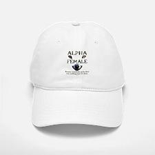 Alpha Female Baseball Baseball Cap