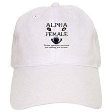 Alpha Female Cap