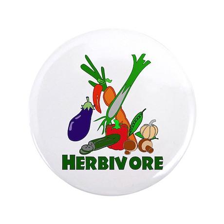 """Herbivore 3.5"""" Button"""