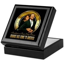 Inauguration - Change Keepsake Box