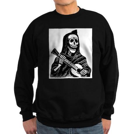 Calavera con Gitarra Sweatshirt (dark)