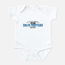 Davis Monthan Air Force Base Infant Bodysuit
