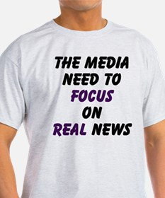 Focus on News T-Shirt