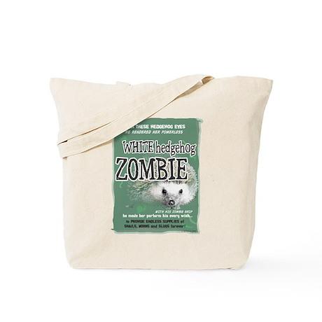Hedgehog Zombie Tote Bag