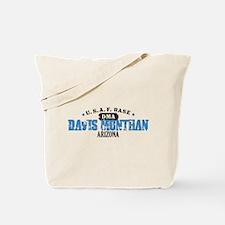 Davis Monthan Air Force Base Tote Bag