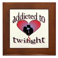 Addicted to twilight /BR Framed Tile