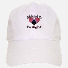 Addicted to twilight /BR Baseball Baseball Cap