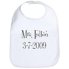 Mrs. Fulton 3-7-2009 Bib