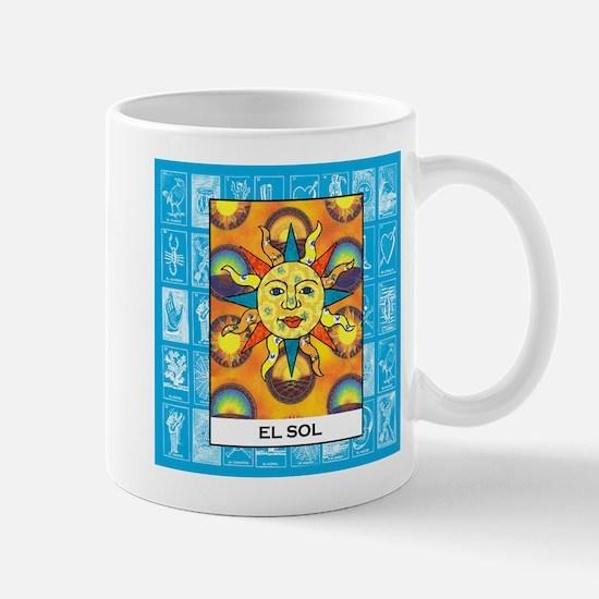 El Sol 2 Mug