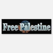 Free Palestine ~ Sticker (Bumper)