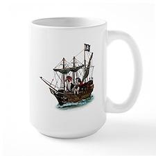 Biscuit Pirates Ceramic Mugs