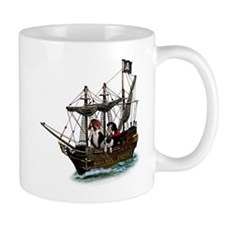 Biscuit Pirates Small Mugs