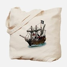 Biscuit Pirates Tote Bag