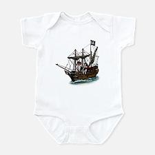 Biscuit Pirates Infant Bodysuit