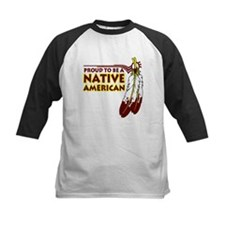 Proud To Be Native American Tee