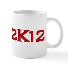 Y2K12 Red Mug