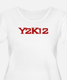 Y2K12 Red T-Shirt