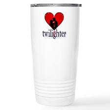 twilighter /red Travel Mug