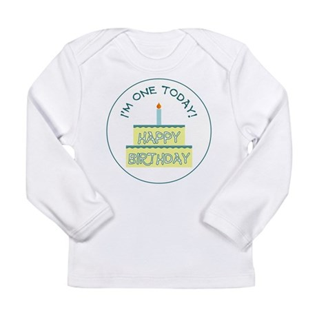 IM ONE TODAY! Long Sleeve T-Shirt