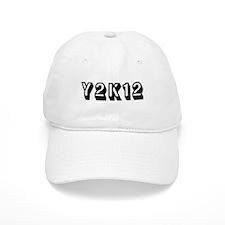 Y2K12 Black Baseball Cap