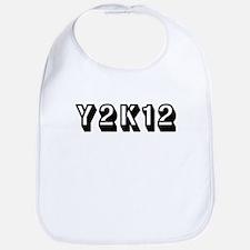 Y2K12 Black Bib