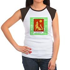 El Coyote 2 Women's Cap Sleeve T-Shirt